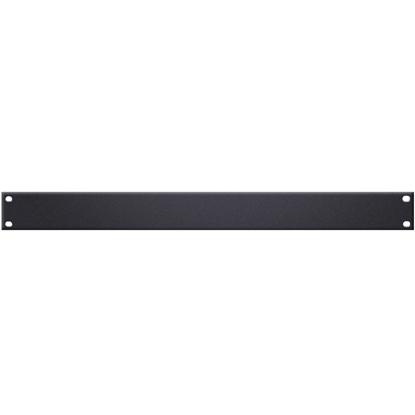 "Adam Hall 19"" U-Shaped Rack Panel 1U Aluminium"
