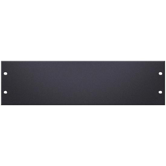 "Adam Hall 19"" U-Shaped Rack Panel 3U Aluminium"