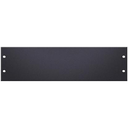 "Adam Hall 19"" U-Shaped Rack Panel 3U STL"