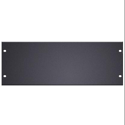 "Adam Hall 19"" U-Shaped Rack Panel 4U STL"
