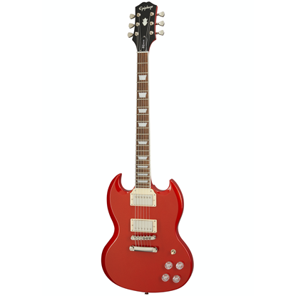 Epiphone SG Muse Scarlet Red Metallic