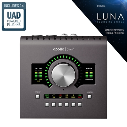 Universal Audio Apollo Twin Duo mk2