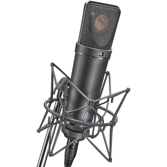 Neumann U 87 AI Studio Set Black