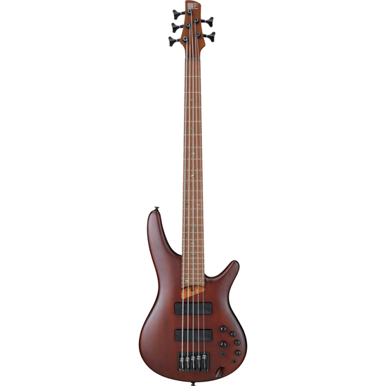 Ibanez SR505E Brown Mahogny
