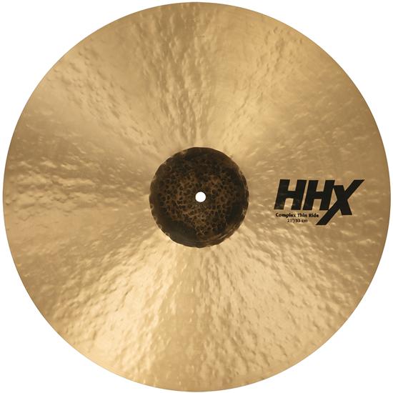 """Meinl 21"""" HHX Complex Thin Ride"""