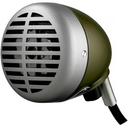 Shure 520DX munspelsmikrofon