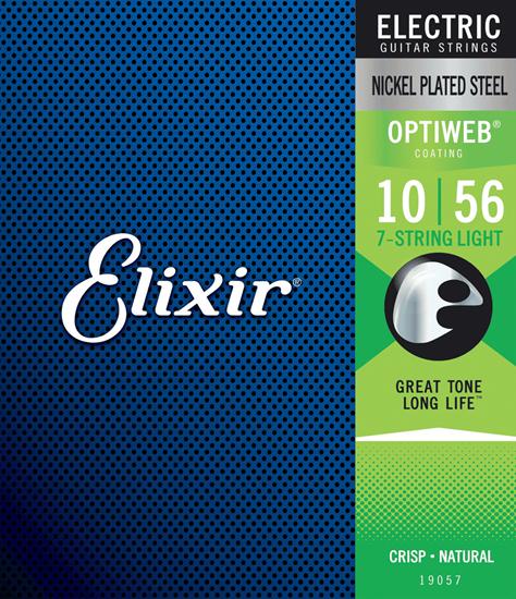 Bild på Elixir Optiweb® 7-string Light 10-56
