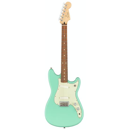 Fender Player Duo-Sonic™ Pau Ferro Fingerboard Seafoam Green