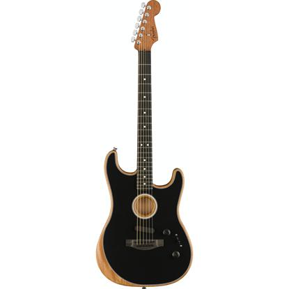 Fender American Acoustasonic™ Stratocaster® Black
