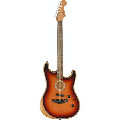Fender American Acoustasonic™ Stratocaster® 3-Color Sunburst