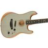 Fender American Acoustasonic™ Stratocaster® Transparent Sonic Blue