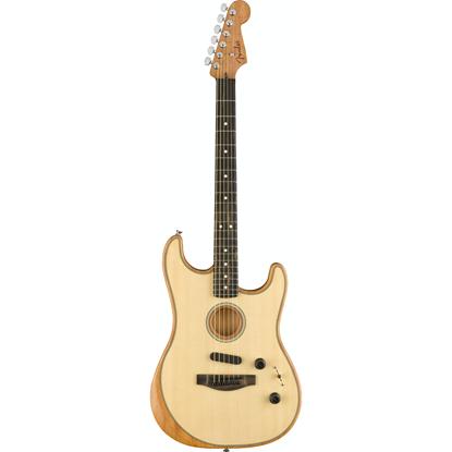 Fender American Acoustasonic™ Stratocaster® Natural