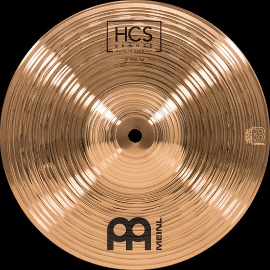 """Meinl HCS Bronze 10"""" Hihat"""
