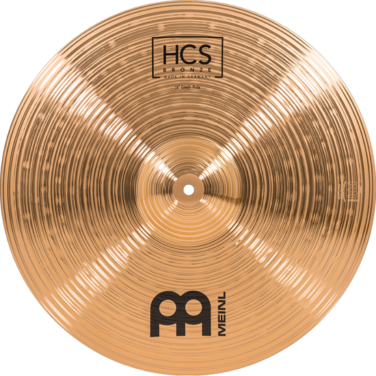 "Meinl HCS Bronze 18"" Crash-Ride"