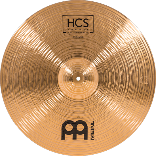 "Meinl HCS Bronze 20"" Heavy Ride"
