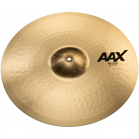 "Sabian 18"" AAX Thin Crash Brilliant"