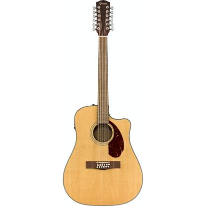 Fender CD140SCE 12-String Natural