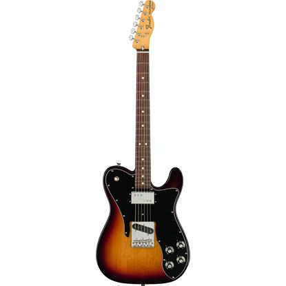 Fender American Original '70s Telecaster® Rosewood Fingerboard 3-Color Sunburst