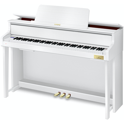 Casio GP310WH Celviano Grand Hybrid Piano