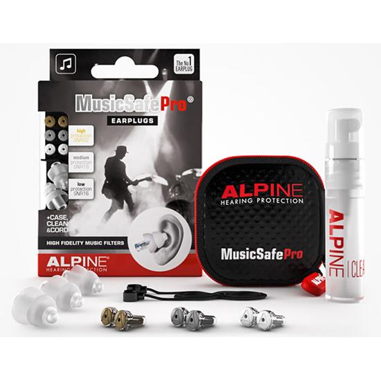 Alpine MusicSafe Pro Black