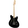 Squier Affinity Series™ Starcaster® Maple Fingerboard Black