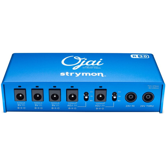 Strymon Ojai R30 High Current DC Power Supply