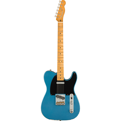 Fender Road Worn '50s Telecaster Maple Fingerboard Lake Placid Blue