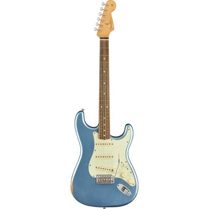 Fender Road Worn '60s Stratocaster Pau Ferro Fingerboard Lake Placid Blue