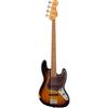 Fender 60th Anniversary Roadworn '60s Jazz Bass Pau Ferro Fingerboard 3-Color Sunburst