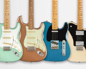 Bild för kategori Fender Vintera Road Worn