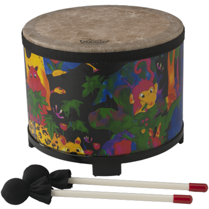 Remo Kids Percussion® Floor Tom Drum 10""