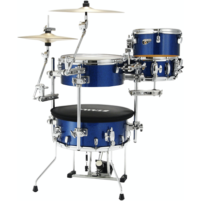 Tama Cocktail-JAM Kit CJB46 Indigo Sparkle