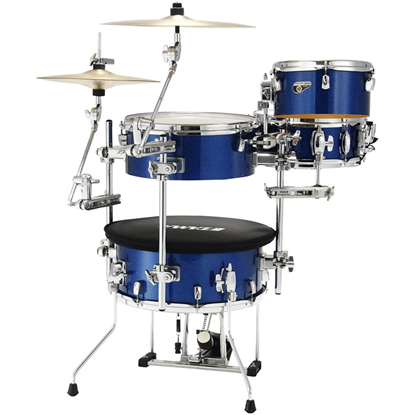 Tama Cocktail-JAM Kit CJB46C Indigo Sparkle