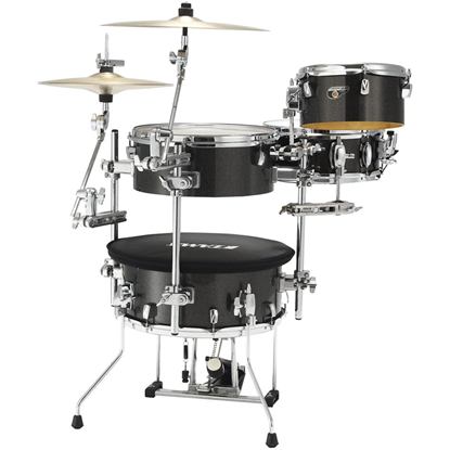 Tama Cocktail-JAM Kit CJB46C Midnight Gold Sparkle