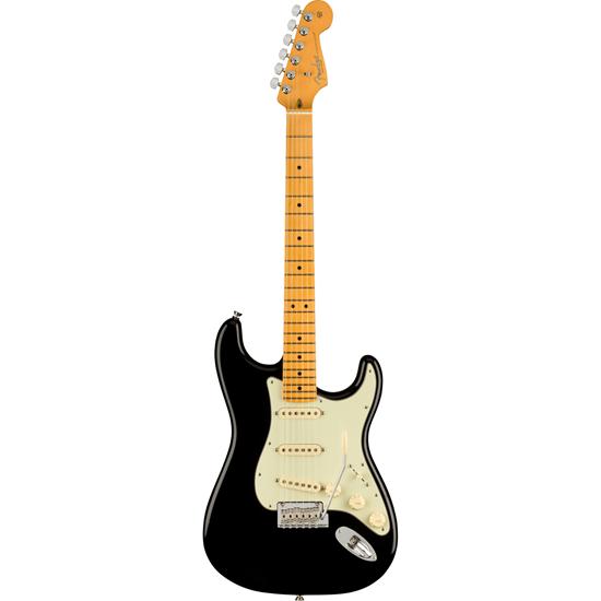 Fender American Professional II Stratocaster® Maple Fingerboard Black