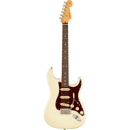 Fender American Professional II Stratocaster® Rosewood Fingerboard Olympic White