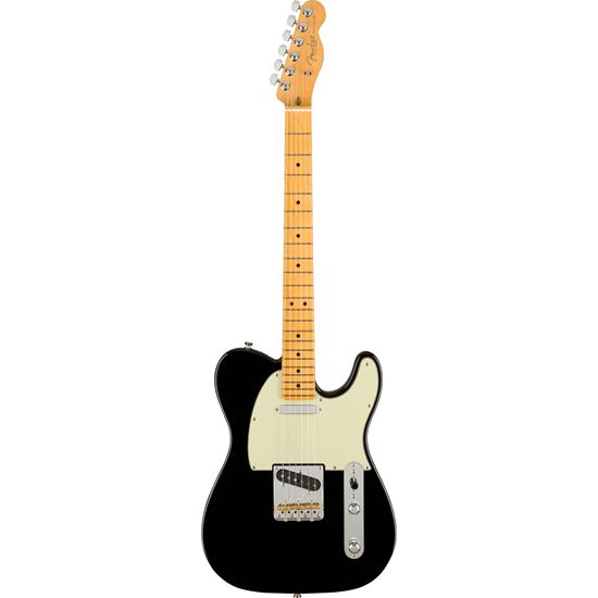 Fender American Professional II Telecaster® Maple Fingerboard Black