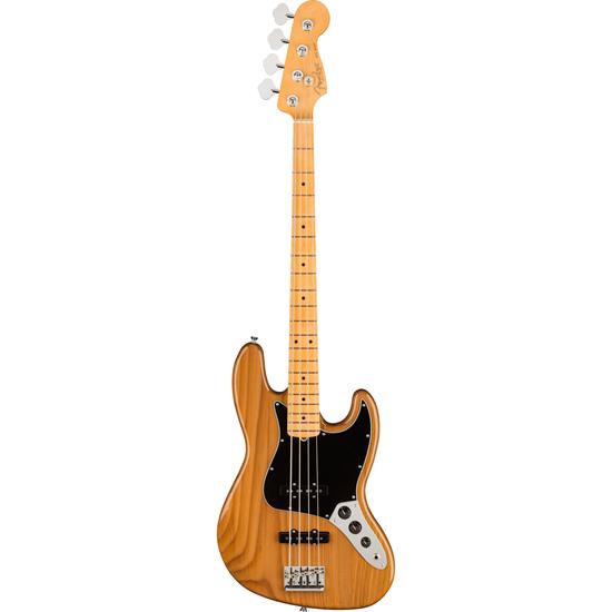 Fender American Professional II Jazz Bass® Maple Fingerboard Roasted Pine