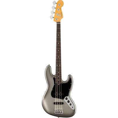 Fender American Professional II Jazz Bass® Rosewood Fingerboard Mercury