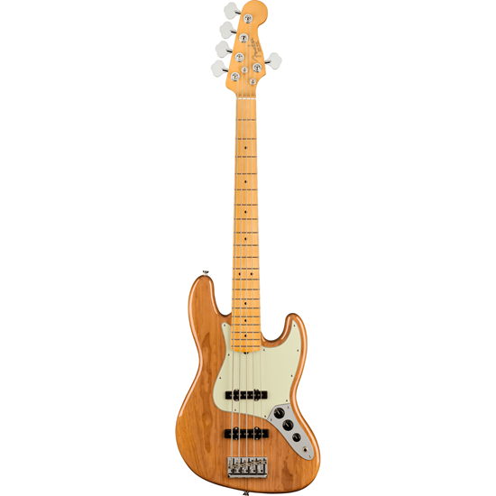 Fender American Professional II Jazz Bass® V Maple Fingerboard Roasted Pine