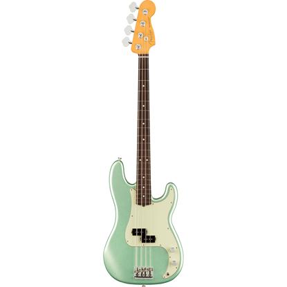 Fender American Professional II Precision Bass® Rosewood Fingerboard Mystic Surf Green
