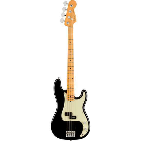 Fender American Professional II Precision Bass® Maple Fingerboard Black