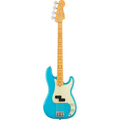 Fender American Professional II Precision Bass® Maple Fingerboard Miami Blue