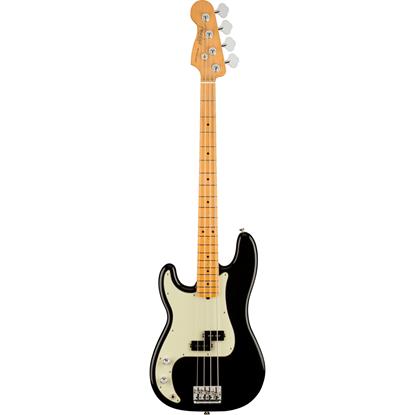 Fender American Professional II Precision Bass® Left-Hand Maple Fingerboard Black