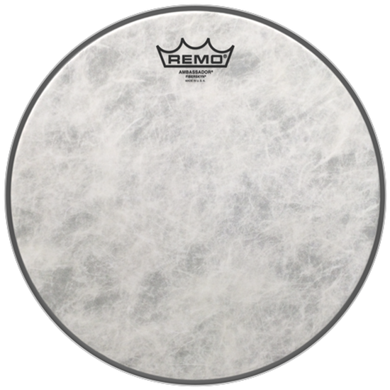 "Remo Ambassador® Fiberskyn® Drumhead 12"""