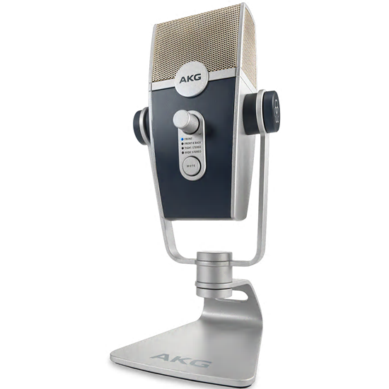 AKG Lyra Ultra-HD Multimode USB Microphon