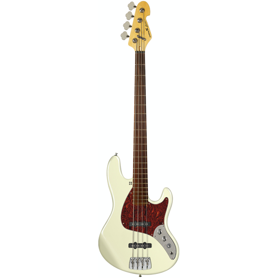 Sandberg Electra TT4 Cream High Gloss Rosewood Fingerboard