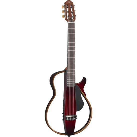 Yamaha SLG200N SILENT Guitar™ Crimson Red Burst
