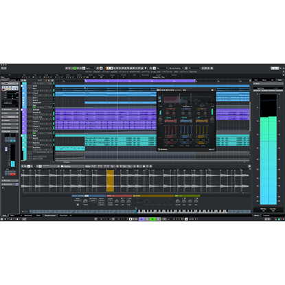 Steinberg Cubase Pro Upgrade From AI
