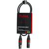 Pulse Mikrofonkabel XLR-XLR 1 meter